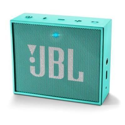 Caixa-De-Som-Portatil-Bluetooth-3RMS-JBL-GO-Teal-JBLGOTEAL