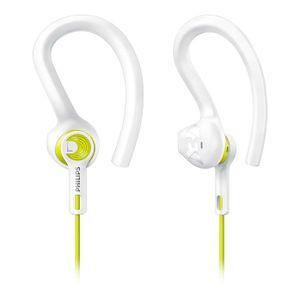 Fone-de-Ouvido-Esportivo-ActionFit-RunWild-Branco-e-Amarelo-Philips-SHQ1400LF