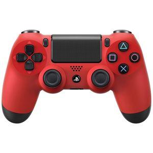 Controle-PS4-Vermelho-DualShock-4-Sem-Fio-Original-Sony