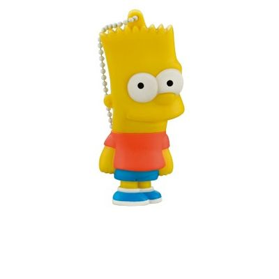 Pen-Drive-8GB-Simpsons-Bart-Multilaser-PD071