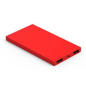 Carregador-Portatil-Universal-6200mAh-2x-USB-Vermelho-Geonav-PB6200R