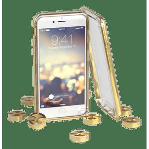 Capa-Hibrida-Para-iPhone-6---6S--7-Dourada-Gatche-GAT-10IP7YGLD