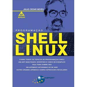 Programacao-Shell-Linux--11ª-edicao