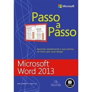 Microsoft-Word-2013---Serie-Passo-a-Passo