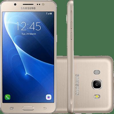 Samsung-Galaxy-J5-Metal-Dual-Chip-Android-6.0-Tela-5.2--16GB-4G-Camera-13MP-Dourado---SM-J510-G