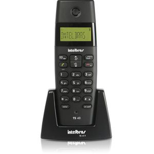 Telefone-Sem-Fio-Ts-40-ID-Preto---Intelbras-4070350