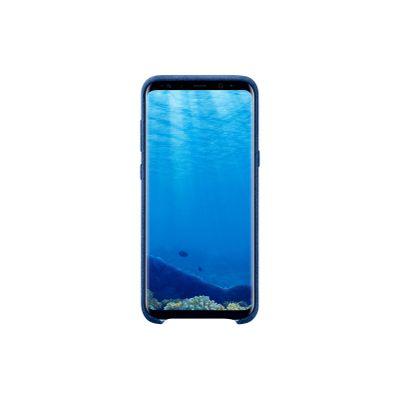Capa-Protetora-Alcantara-Azul-Galaxy-S8-Plus---Samsung-EFXG955ALEGBR