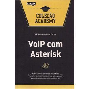 VoIP-com-Asterisk---Colecao-Academy