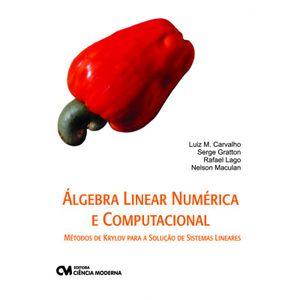 Algebra-Linear-Numerica-e-Computacional---Metodos-de-Krylov-para-a-Solucao-de-Sistemas-Lineares