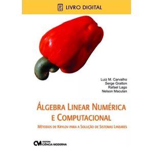 E-BOOK-Algebra-Linear-Numerica-e-Computacional---Metodos-de-Krylov-para-a-Solucao-de-Sistemas-Lineares