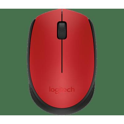 Mouse-sem-Fio-Vermelho---Logitech-M170