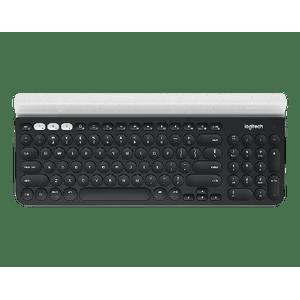 Teclado-Multi-device-sem-fio---Logitech-K780