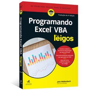 Programando-Excel-VBA-Para-Leigos---Traducao-4ª-edicao