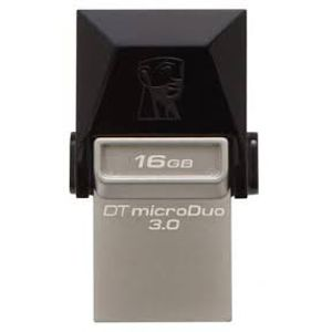 Pendrive-16GB-DataTraveler-microDuo-3.0---Kingston-DTDUO3-16GB