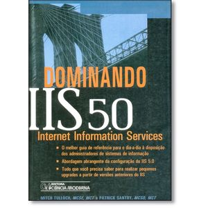 Dominando-IIS-5.0---Internet-Information-Services-