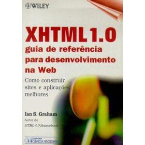 XHTML-1.0---Guia-de-Referencia-para-Desenvolvimento-na-Web