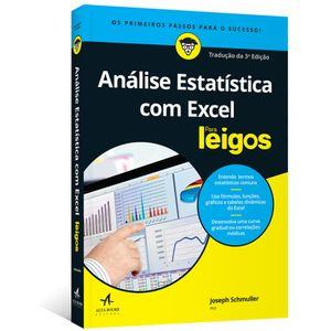 Analise-Estatistica-com-Excel-Para-Leigos---Traducao-da-3ª-edicao