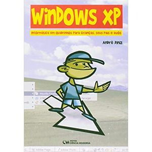 Windows-XP-Informatica-em-Quadrinhos-para-Criancas-seus-Pais-e-Avos