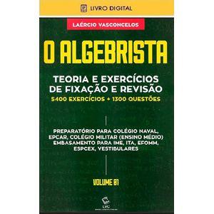 E-BOOK-O-Algebrista--Teoria-e-Exercicios-de-Fixacao-e-Revisao--envio-por-e-mail-