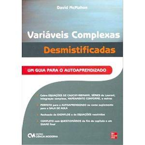 Variaveis-Complexas-Desmistificadas---Um-Guia-para-o-Autoaprendizado