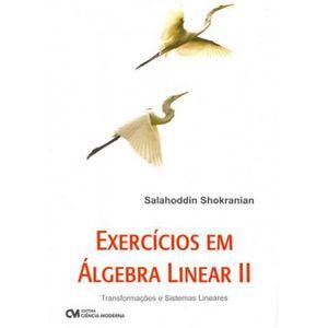 Exercicios-em-Algebra-Linear-II