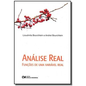 Analise-Real---Funcoes-de-uma-Variavel-Real
