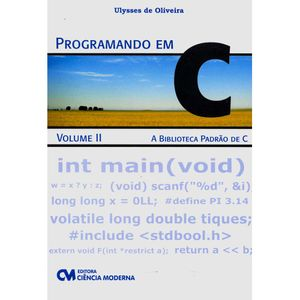 Programando-em-C-Volume-II---A-Biblioteca-Padrao-de-C