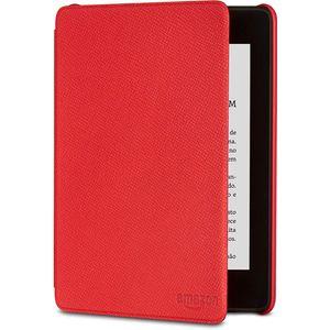 Capa-para-Kindle-Novo-Paperwhite-Couro---Vermelha