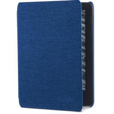 Capa-para-Kindle-10ª-geracao---Tecido-Azul