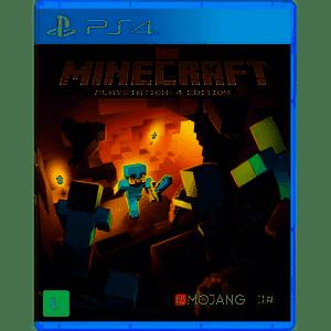 Minecraft---PS4