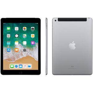 "IPad-6-Apple-Tela-Retina-9.7""-128GB-Cinza-Espacial-Wi-Fi---Cellular-–-MR722BZ"