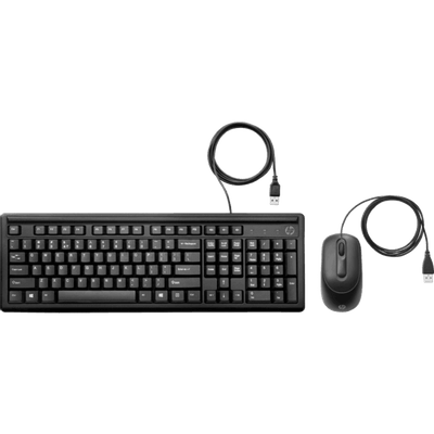 Kit-Teclado-e-Mouse-USB-160---Preto---HP