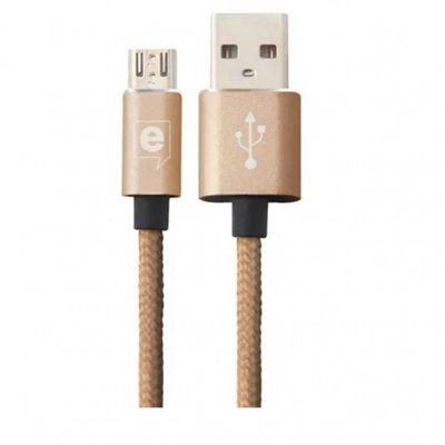 Cabo-Micro-Usb-Easy-Mobile-15mt-Premium-Dourado