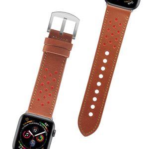 Pulseira-Apple-Watch-38-40-Couro-Caramelo-e-Vermelho