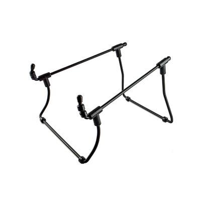 Suporte-universal-para-Notebook-Regulavel---Metal-preto---Reliza