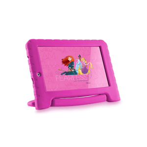Tablet-Disney-Princesas-Rosa-Multilaser