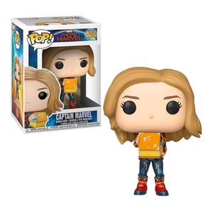 Funko-Pop-Capita-Marvel-With-Lunch-Box
