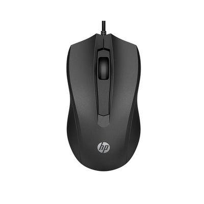 Mouse-Usb-100-1600dpi-Preto