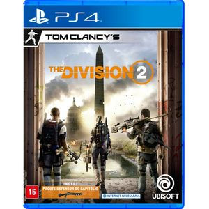 Tom-Clancy-s-The-Division-2-para-Ps4