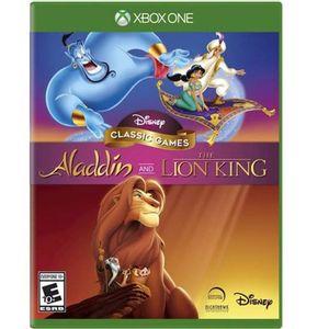 Disney-Classic--Aladdin-e-o-Rei-Leao-para-Xbox-One