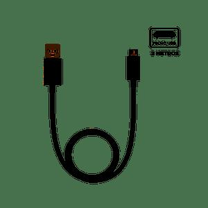 Cabo-Micro-USB-2m-Motorola-Preto
