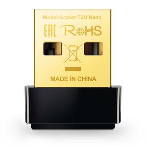 Adaptador-USB-Archer-T2U-Nano-AC600-AC750---Tp-Link