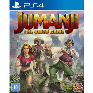 Jumanji--O-Video-Game