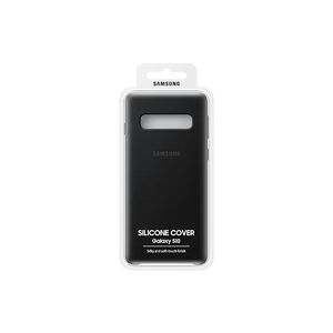 Capa-Protetora-Silicone-S10-EF-PG973TBEGBR---Samsung