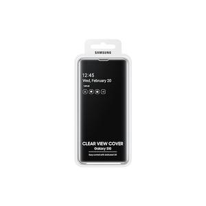 Capa-Protetora-Clear-View-S10-EF-ZG973CBEGBR---Samsung