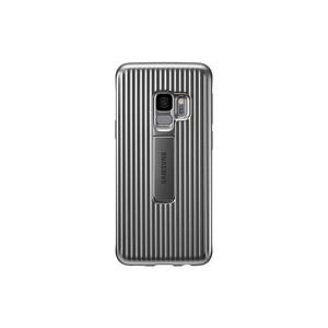 Capa-Protective-Standing-Galaxy-S9-Prata-EF-RG960CSEGBR---Samsung