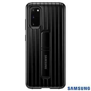 Capa-Protective-Standing-Galaxy-S20-Preta---EF-RG980CBEGBR---Samsung