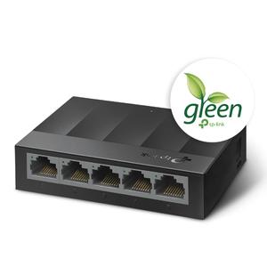 Switch-Gigabit-de-Mesa-com-5-portas-TL-LS1005G---TP-LINK