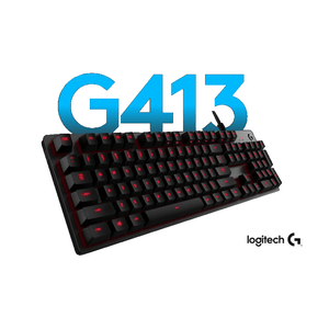 Teclado-Mecanico-GAMER-G413-RGB-Switch-GX---Logitech