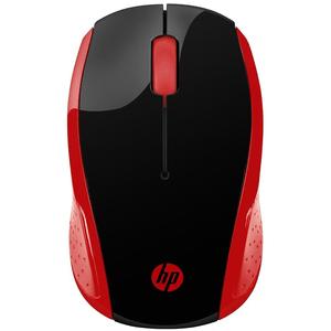 Mouse-sem-Fio-200-Oman-Vermelho---HP